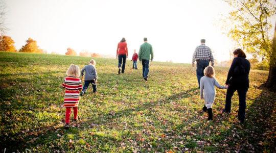 Giovedì 15 settembre: Giovani Famiglie in cammino