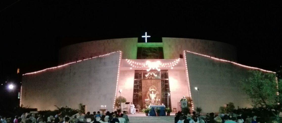 ore 21.15: la preghiera del Vespro