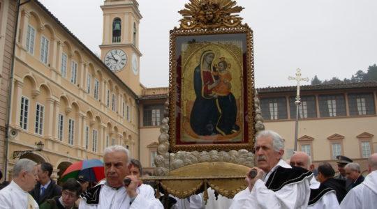 Domenica 16: pellegrinaggio a Montenero