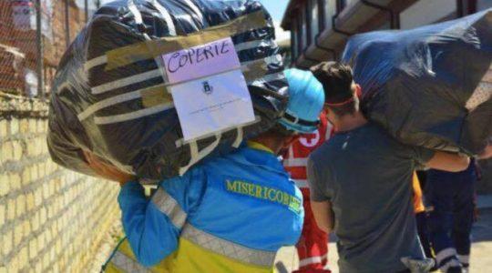 La nostra solidarietà ai terremotati