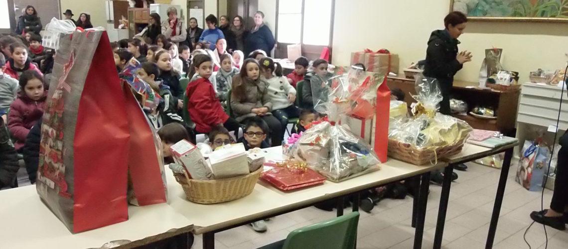 Sala parrocchiale, sabato 16 dicembre 2016