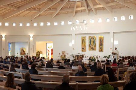 La prima Messa di don Massimo