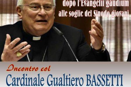 Lunedì 1° ottobre: l'anno pastorale apre a San Miniato Basso