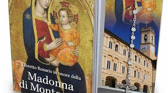 Domenica 14 ottobre: pellegrinaggio a Montenero