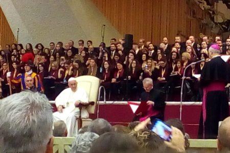 Il Coro parrocchiale in rassegna