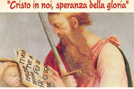 Lectio biblica di don Benedetto Rossi